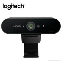 Logitech – Webcam BRIO C1000e 4K HD, pour vidéoconférence, enregistrement en Streaming, périphérique d'ordinateur