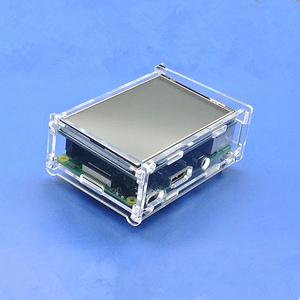 3,5 Zoll TFT LCD Display Touch Screen Monitor für Raspberry Pi 3 2 Modell B Raspberry Pi 1 modell B 480x320 RGB Pixel