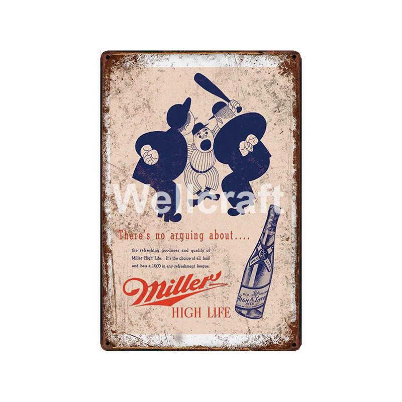 [WellCraft] BAY ISLE of MAN дорожная городская металлическая Настенная Наклейка жестяные знаки плакаты винтажная живопись LYME REGIS на заказ Декор LT-1966