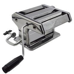 Aço inoxidável macarrão manual elétrico dupla utilização fabricante de macarrão artesanal espaguete macarrão máquina da imprensa rolo cortador de massa