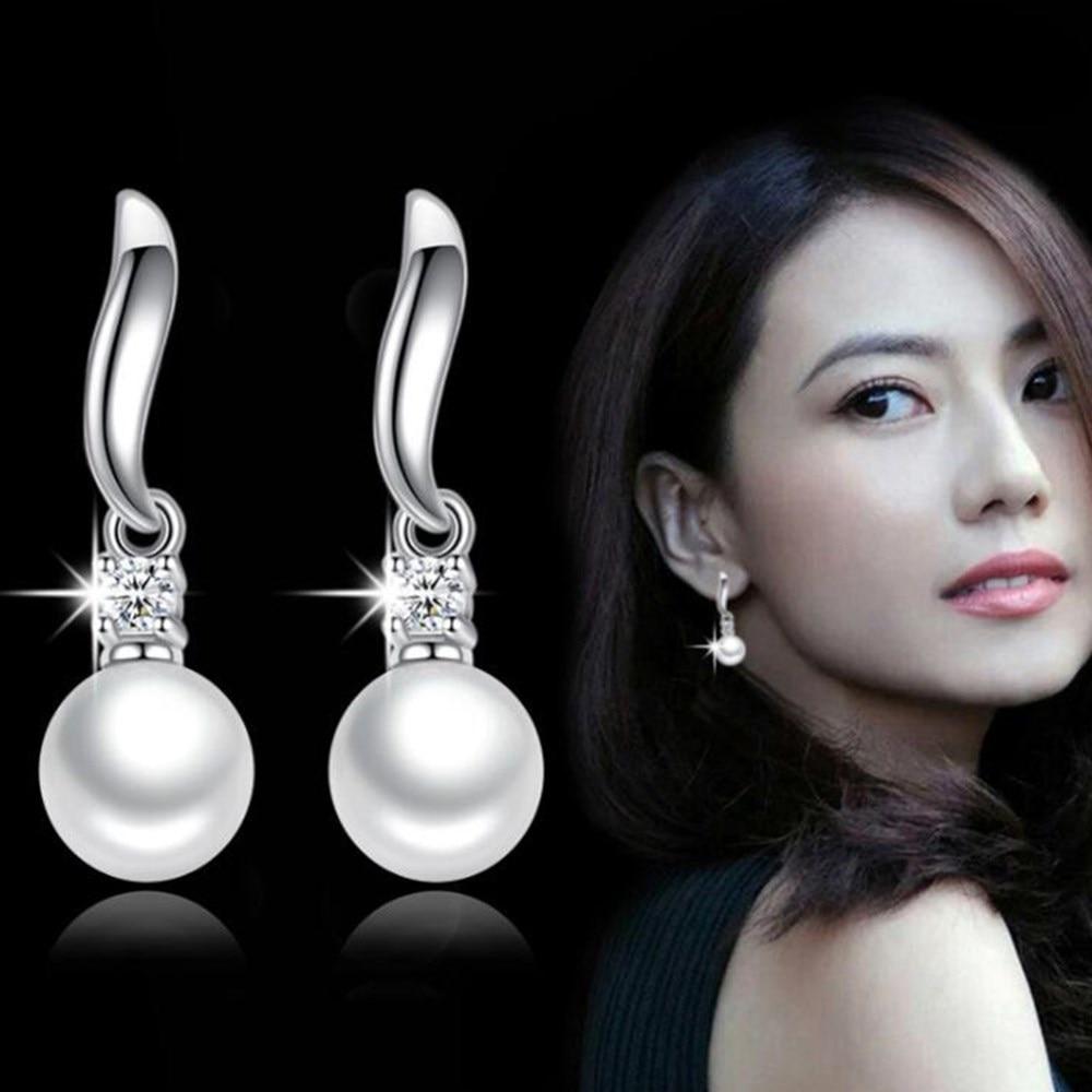 NEHZY 925 sterling silver new Jewelry High Quality Woman Fashion Earrings Retro Cubic Zirconia Long Tassel Earrings