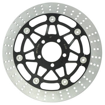 Motorcycle Front Brake Disc Rotor For Suzuki ZRX400 ZX-4 ZZR500 ZR550 Zephyr ZX-6R Ninja ZX6 ZZ-R600 ZX600 GPZ900R ZX12R GSX250