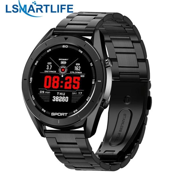 DT99 Bluetooth Smart Watch Men ECG Detection IP68 Waterproof Multiple Hot Selling Dial Fitness Tracker Long Life Battery VS DT98