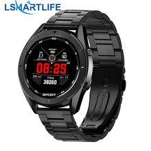 Dt99 bluetooth relógio inteligente masculino detecção ecg ip68 à prova dip68 água múltipla venda quente dial fitness tracker bateria longa vida vs dt98