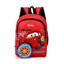 Disney new kindergarten lovely backpack+purse coin boy bag 9