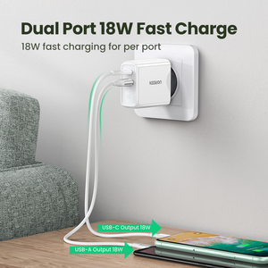 Image 3 - Ugreen 36W Fast USB Charger Quick Charge 4.0 3.0 Type C PD Fast Charging for iPhone 12 USB Charger with QC 4.0 3.0 Phone Charger