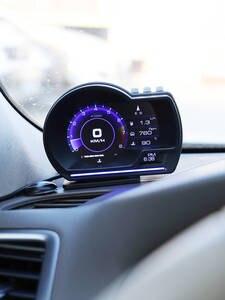 EANOP Speed-Monitoring Meter Head-Up-Display Digital-Gauge Test-Obd-Scanner Car Hud Turbo-Brake