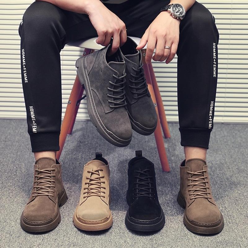 Fashion Boots Men