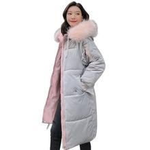 KUYOMENS Women Winter Coat Ladies Jacket Warm Woman Parkas Female Overcoat Brand Coats Girls  New Clothes