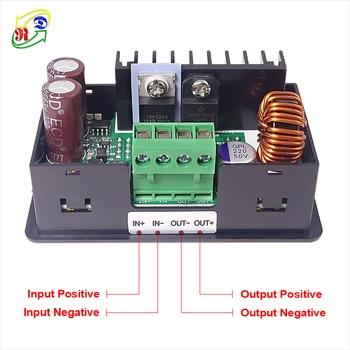 RD DPS5005 Kommunikation Konstante DC-DC Spannung Strom Schritt-down Power Supply Module Buck Spannung Converter Voltmeter 50V 5A