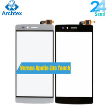 For Vernee Apollo Lite Touch Screen Panel Perfect Repair Parts +Tools Touch Scre