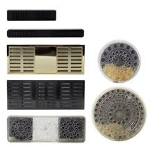 Humidificador de tabaco Rectangular humidificador de cigarros, accesorios ingeniosos para cigarros, Tipo barra