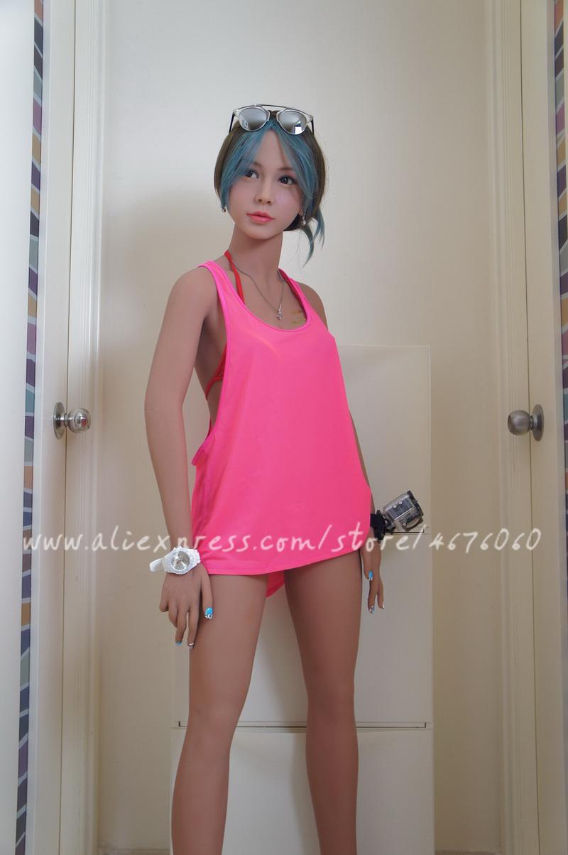 H6d7fb34c10fe432baefa942c6a438335Y Muñecas sexuales realistas para adultos, maniquí de amor de silicona, Sexy, Anime japonés, con pecho, Vagina y coño