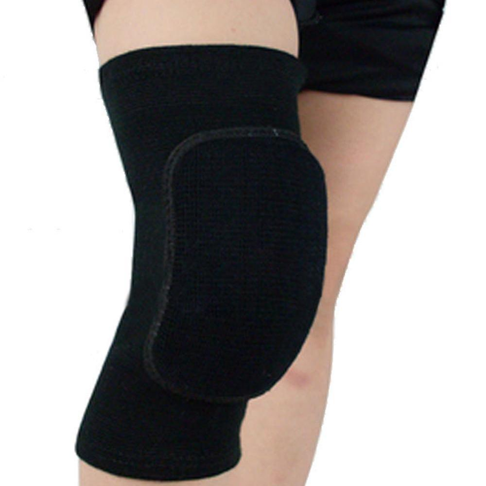 1pc Adults Children Dance Knee Pads Sports Knee Protector Yoga Volleyball Knee Support Fitness Kneepad Sport Safety