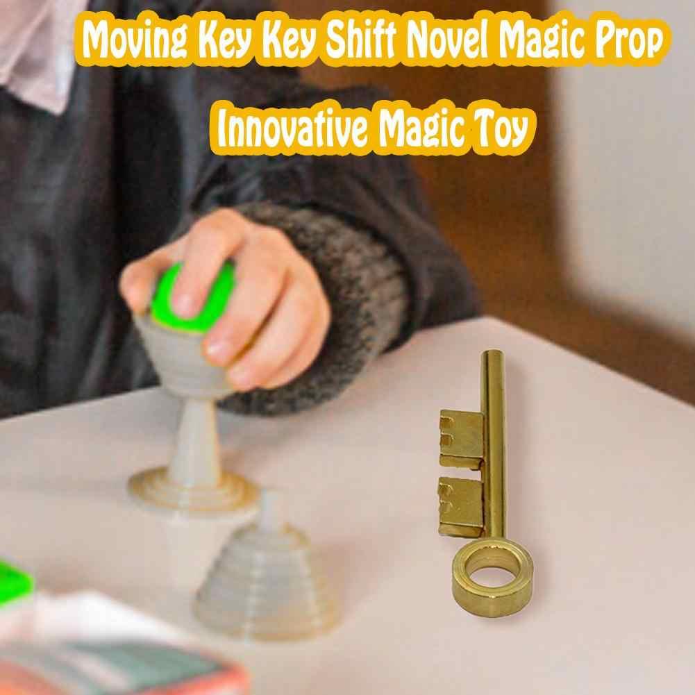 הפתעה Ghost העברת מפתח טריקים ספוקי תקריב שלב מפתח Shift רומן קסם נכס חדשני אבזרי אביזרי בדיחה צעצוע