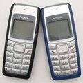 1112 abierto Original Nokia 1112 700 mAh 2g GSM reacondicionado teléfono con pantalla táctil una garantía del año reformado