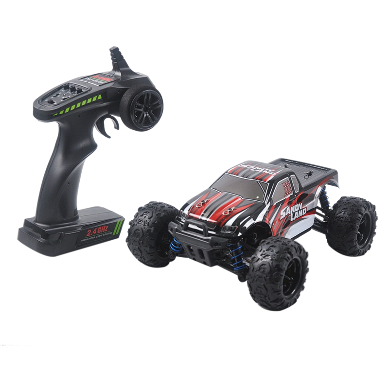 9300X RC Car 1/18 4WD 2.4G 50KM/H High Speed RC Car Remote Control Truck Toys Brushless Desert Crawler Car Vehicle
