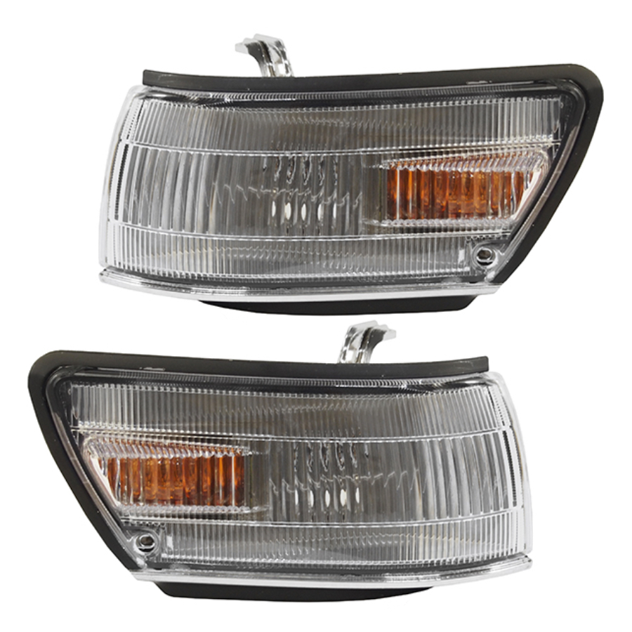 BOOST ด้านหน้า Light Corrner สำหรับ Toyota SPRINTER CARIB AE95 AE114 1989 1990 1991 1992 1993 1994 1995 1996 1999
