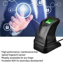Huella-lector de huella dactilar tactilar ZK4500, USB, Sensor de huella dactilar para ordenador, PC, hogar, nuevos de oficina