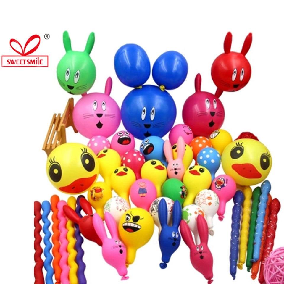 10pcs 18inch Big Balloon Peacock Multicolor Latex Air Balloons Inflatable Helium Balloon For Birthday Wedding Party Decor Globos