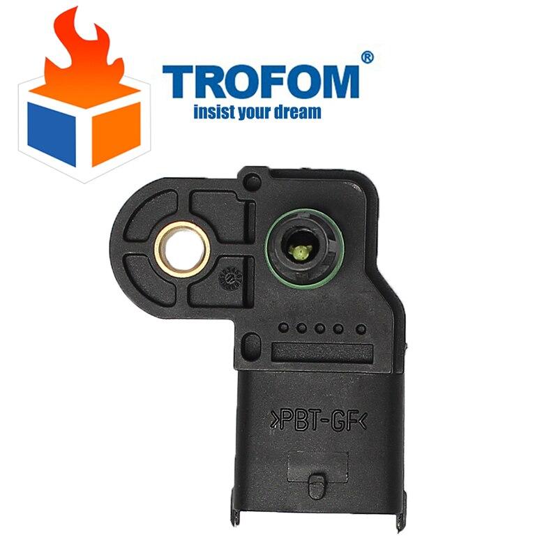 4 бар датчик давления для RENAULT TRUCKS Kerax Premium Midlum Magnum IVECO EuroCargo Stralis Trakker AD DAF CF LF 0281002576