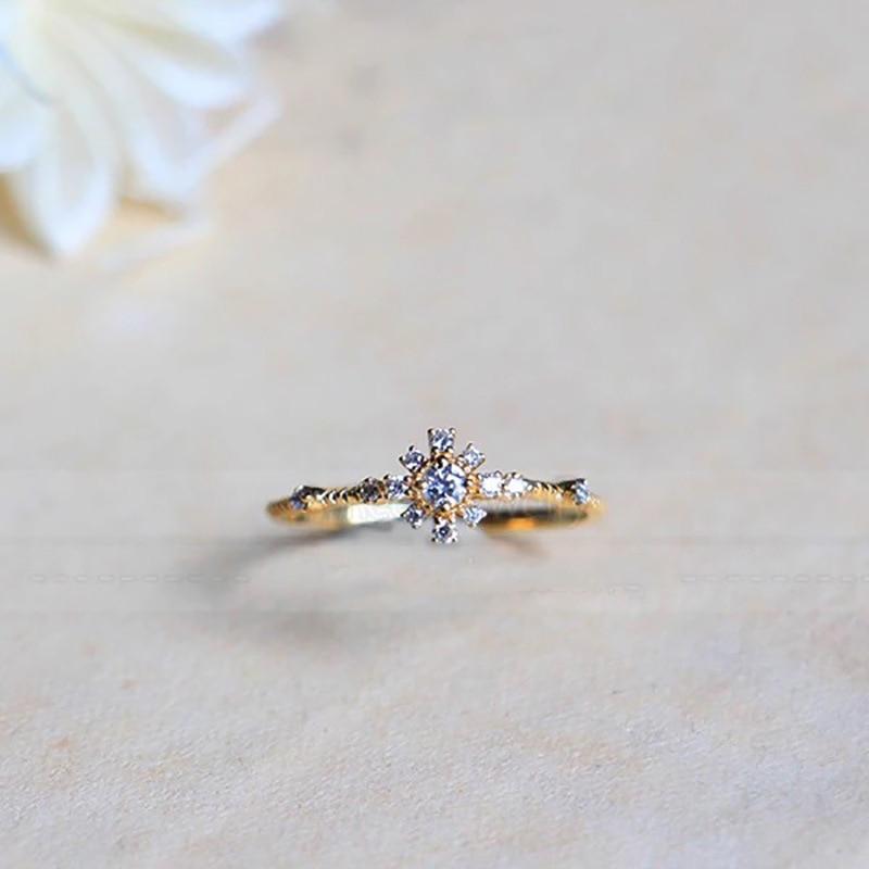 925 Sterling Silver 1 Carat Diamond Ring for Women Luxury Pure Anillos De Natural Fine Gemstone Silver 925 Jewelry Bizuteria