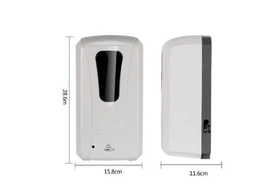 Automatic Soap Dispensers  School Hospital  Bathroom Hand  Disinfected Sanitizer