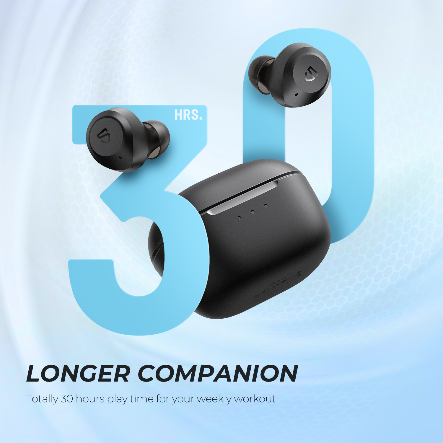 Soundpeats t2 wireless earbuds anc noise cancelling bluetooth v5.1 earphones transparency mode with 12mm large dynamic driver