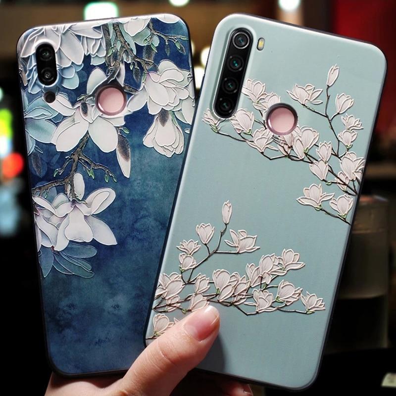 For Xiomi Xiaomi Redmi Note 9S 8 7 9 Pro Max 8T 8 T 9 S 7a 8a 9 Case Cover For Xiaomi Mi 10 9T A3 9 9se Note 10 Pro lite Cases(China)