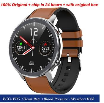 TWISTER.CK L11 Smart Bracelet Round Dial Touch Screen Sports Step Count Heart Rate Health Monitoring Watch IP68 Waterproof