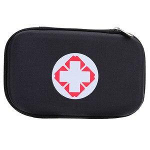 Image 5 - Kamuflaj ilk yardım kiti su geçirmez EVA çanta kişi taşınabilir açık seyahat ilaç paketi güvenlik acil durum uyarı kitleri arıtma