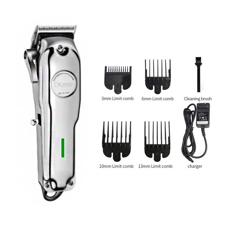 Professional Hair Trimmer Baber Electric Hair Clipper Trimmer For Men Cordless Edge Powerful Haircut Machine Salon Shaver