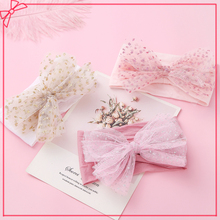 Newborn Bows Gold Dot Head Wraps For Babies Elastic Hair Bands Baby Turban Headbands For Women Hair Accessories For Baby Girls sunlikeyou baby headband butterfly girls embroidery hair bands for girls kids headbands turban newborn baby hair accessories