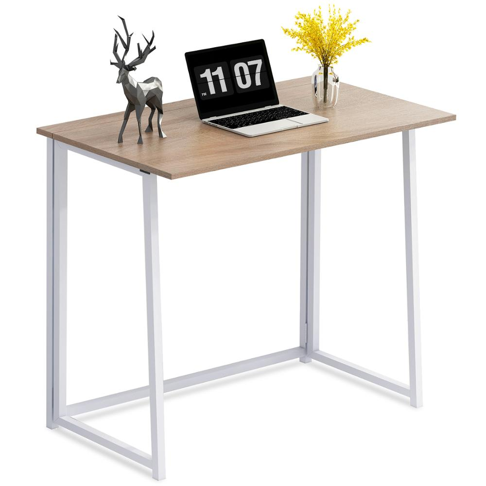 Multifunction Folding Small Space Home Office Desk Simple Laptop Writing Table