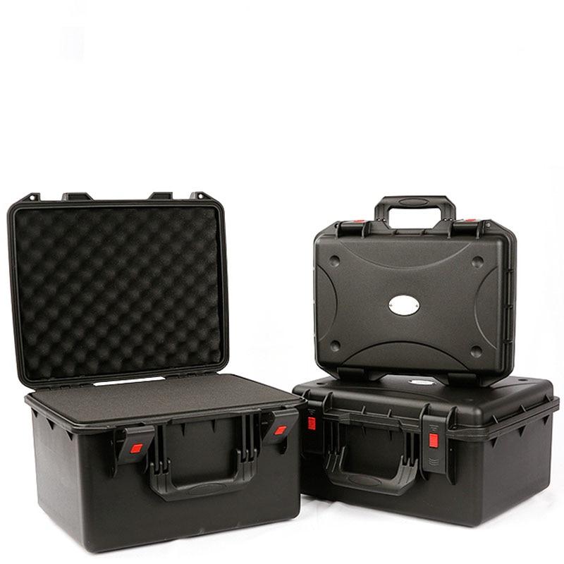 Protective Safety Box Toolbox Multifunction Moisture-proof Box Waterproof Box Equipment Instrument Box Shockproof Sponge