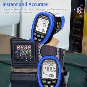 Image 5 - BTMETER BT 985C Infrared Thermometer Gun Non Contact 16:1 IR Laser Temperature Gun Digital Instant Read for Kitchen