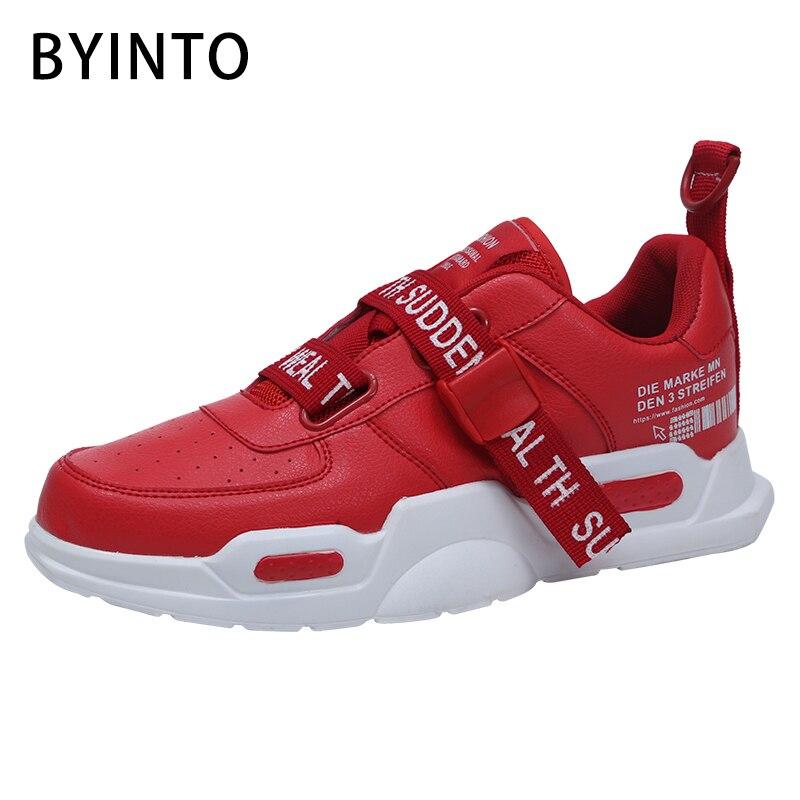 2020 Autumn Tennis Shoes for Men White