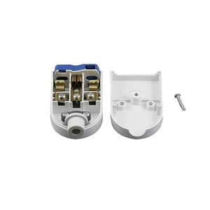 Image 5 - Włochy gniazdo wtykowe 10A/16A żeńskie męskie adapter konwertera montaż przewodowe złącze kabla zasilającego