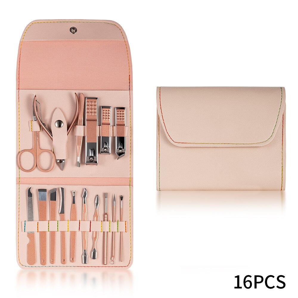 16PCS Pink