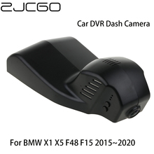 цена на Car DVR Registrator Dash Cam Camera Wifi Digital Video Recorder for BMW X1 X5 F48 F15 2015 2016 2017 2018 2019 2020