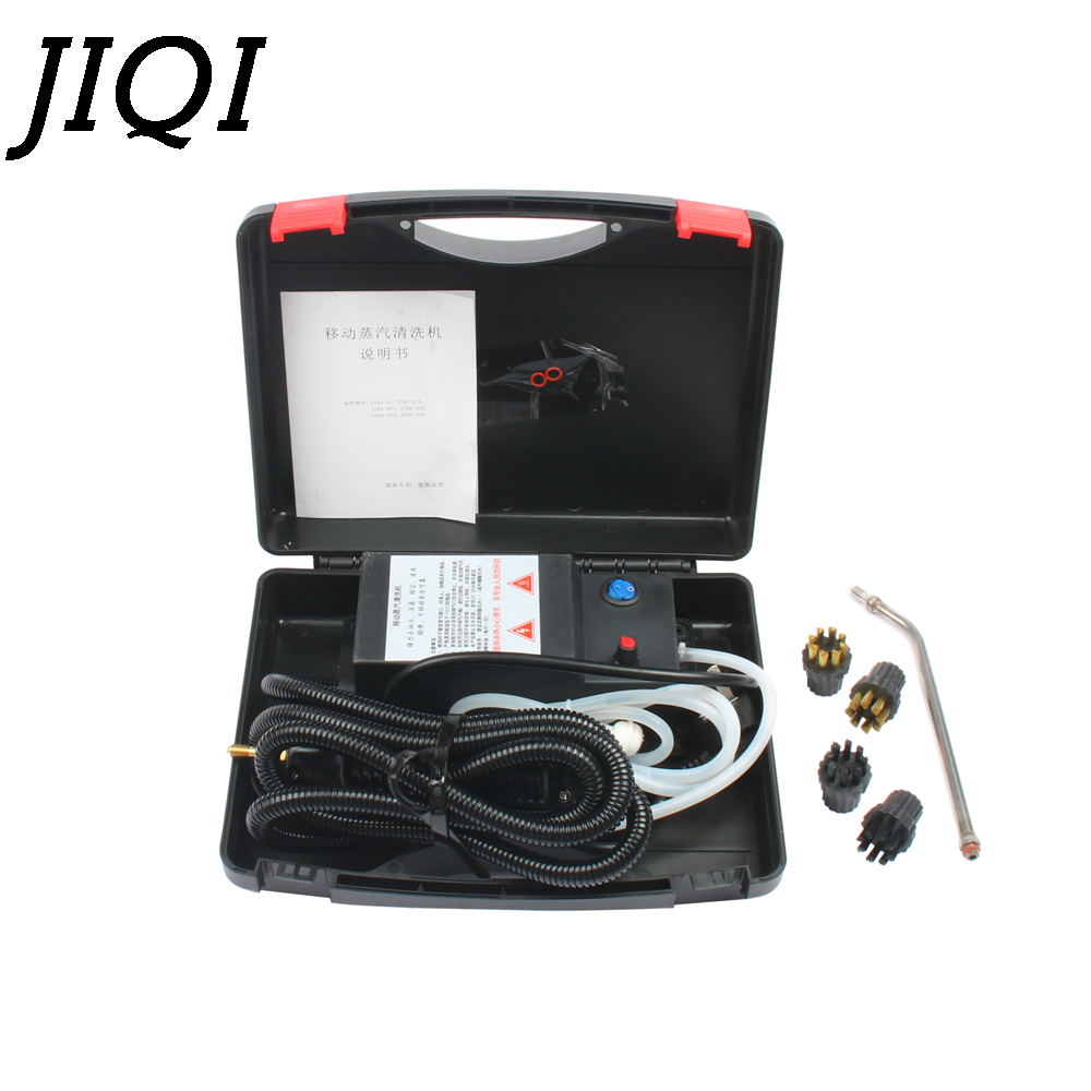JIQI Steam Cleaner High Temperature High Pressure Cleaning Machine Disinfector Sterilization Automatic Pumping 2m 4h Once