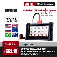 Autel MaxiPRO MP808 Automotive Scanner Car Diagnostic Tool A