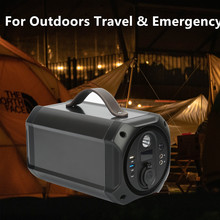 300W Portable Generator Battery Charger FlashFish 75000mAh Solar Power Station Outdoor Energy Power Supply Allpowers