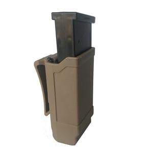 Image 5 - 전술 매거진 홀더 CQC 스택 매거진 파우치 홀스터 글록 9mm 캘리버 매거진 또는 1911 구경