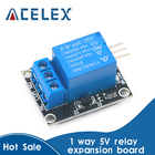 KY-019 5V One 1 Channel Relay Module Board Shield For PIC AVR DSP ARM for arduino Relay