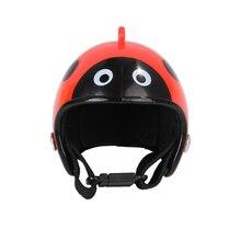Жесткий чехол, Регулируемый шлем, защищающий от уток, птицы, разбивания, аксессуары, головные уборы, шапка Цыпленок, защита для головы маленького питомца