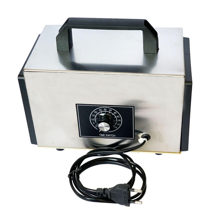 Ozone Generator 220v 24g/h Ozonator Machine O3 Ozon Generator Ozonizer Air Purifier Timer Control EU Plug