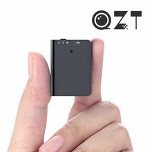 Мини диктофон qzt прямоугольный mp3 плеер usb зарядка маленький