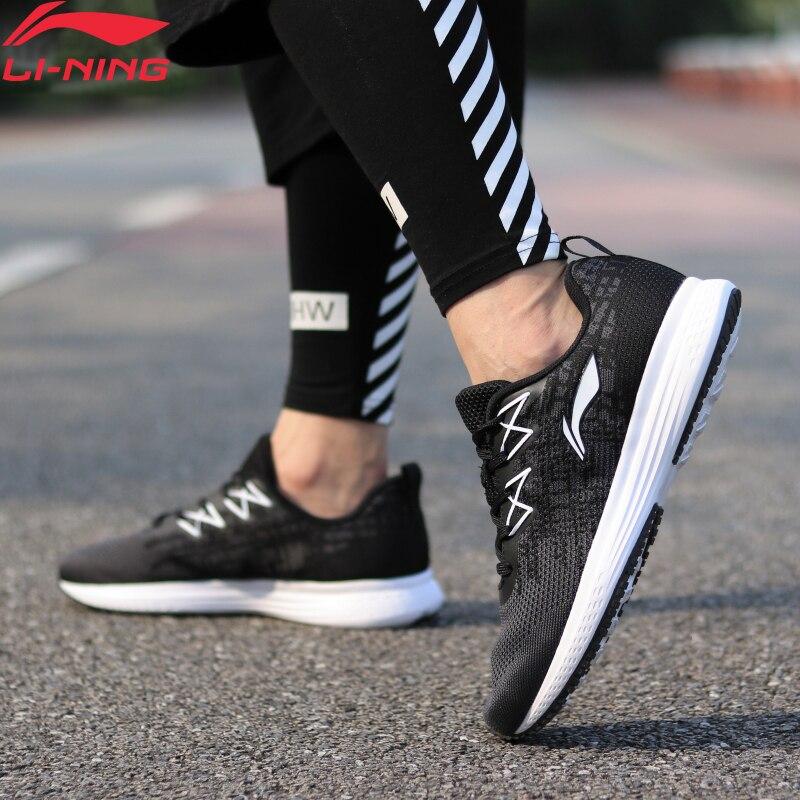Li-Ning Men SPEED STAR Cushion Running Shoes Wearable Light LiNing Li Ning Breathable Sport Shoes Sneakers ARHN019 XYP668