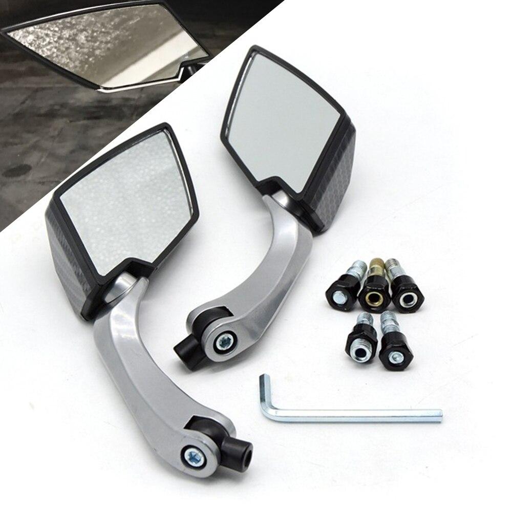 Для SUZUKI B-KING GSX1300 GSX-S1000 SFV650 V-Strom 650 GSR750 SV650 8 мм 10 мм зеркало заднего вида боковые зеркала для мотоцикла